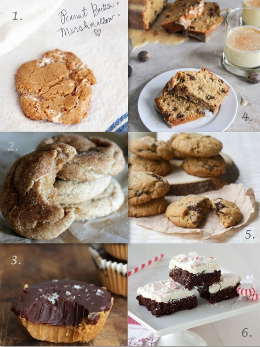 Holiday Desserts Roundup