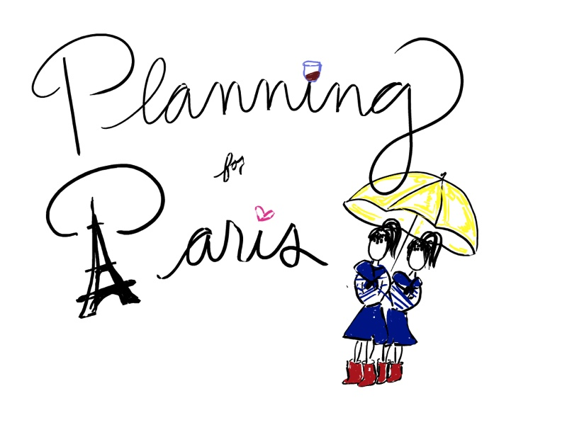 Planning for Paris