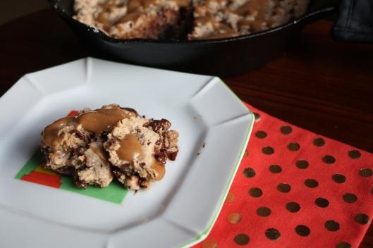 skillet cookie 3