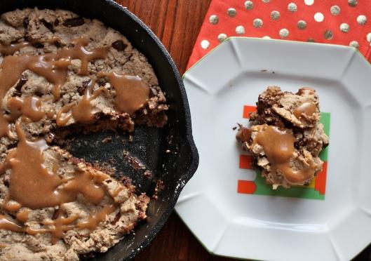 skillet cookie 4
