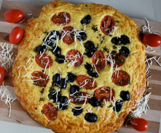 Focaccia Bread 1