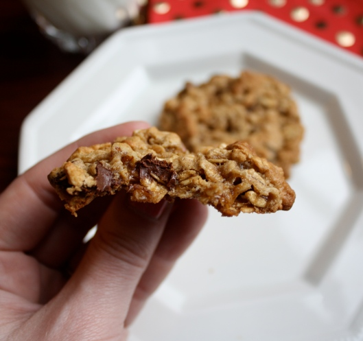 oatmeal cookie 3