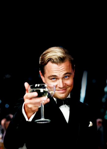 leo, great gatsby