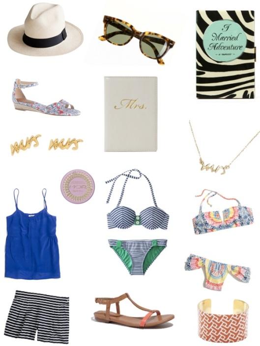 honeymoon accessories
