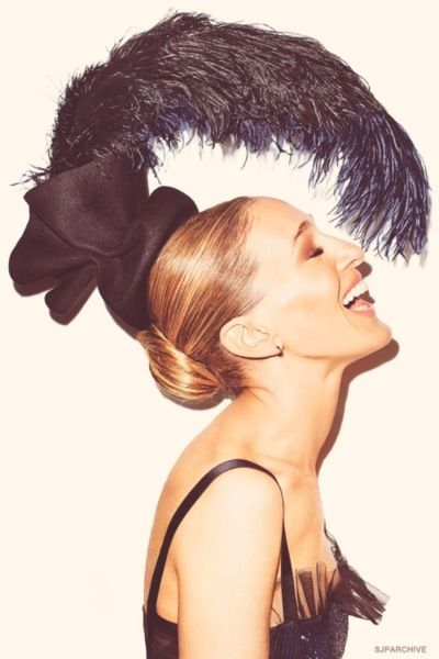 SJP headdress