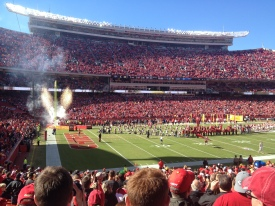 Chiefs stadium