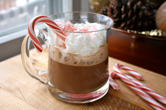 nutella hot chocolate 1