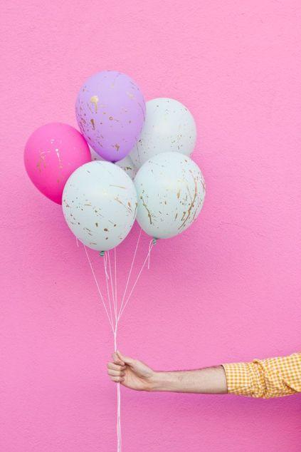 DIY balloons