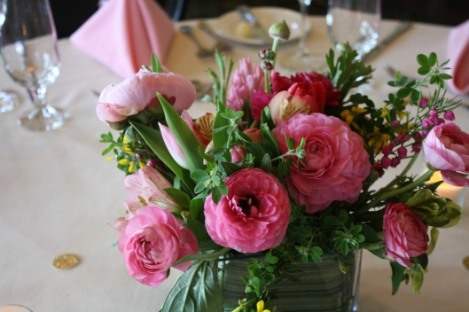flower centerpiece 1