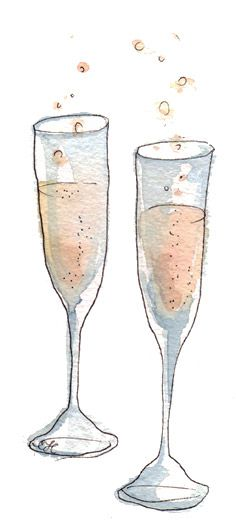 champagne by Inslee